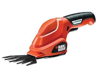 sculpte haie Black + Decker GSL200